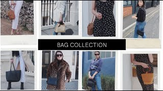 My Handbag Collection & Designer Dupes | The Anna Edit