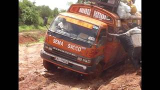 Kibwezi-Mutomo-Kitui road