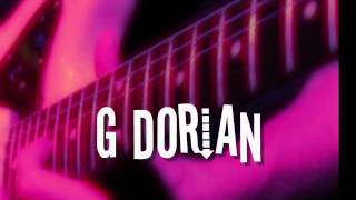 G Dorian Mode Groove Backing Track