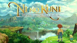 Ni no Kuni: Wrath of the White Witch – The Movie – All Animated amp Voiced Cutscenes Studio Ghibli