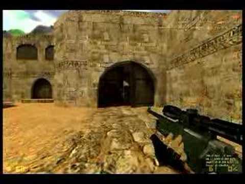 Dubble Hs Trough the wall!