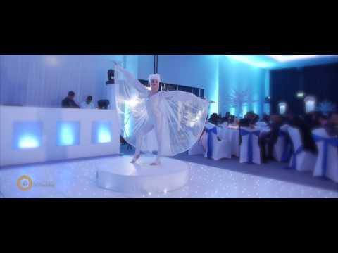 Tamil Wedding Reception I Hilton London Syon Park I I Asian Wedding Video I Royal Bindi