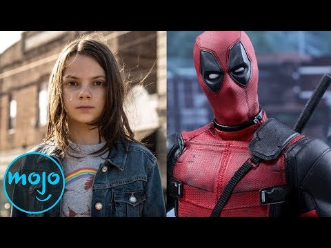 Xxx Mp4 Top 10 Characters We Want To See In The X Force Movie 3gp Sex