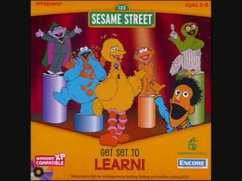 Sesame Street Get Set to Learn The Three Bonus Songs from the Game