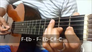 Asela With Sinhala Guitar Lesson 26.Manmulawee  Lead Guitar Cover