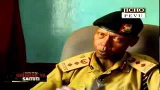 Jicho Pevu: Ghururi ya Saitoti - Uchunguzi wa kifo cha Saitoti [Resilient Copy]