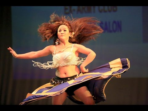 Parbati Rai Hot Dance In Hong Kong 2015