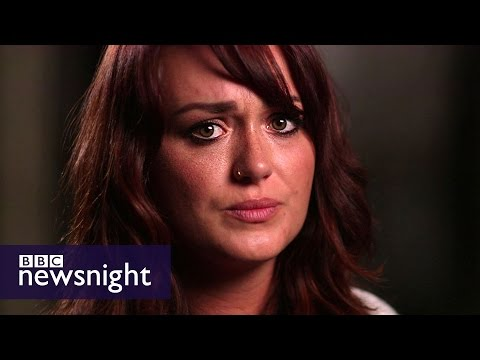 Xxx Mp4 Testimony From The South Sudan Attack BBC Newsnight 3gp Sex