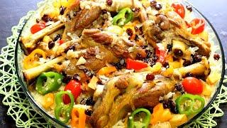 مجبوس لحم , اسهل طريقة عمل مجبوس اللحم / فطورنا من المطبخ الكويتي  Majboos Lamb