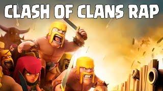 Santaflow - Guerra de clanes (Clash of clans Rap)