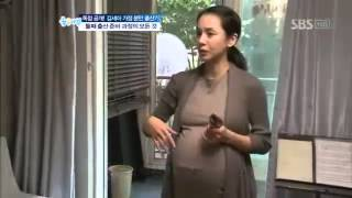 김세아 가정분만 출산기 #2