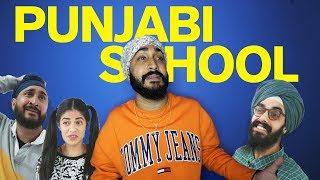 Growing Up with Punjabi School