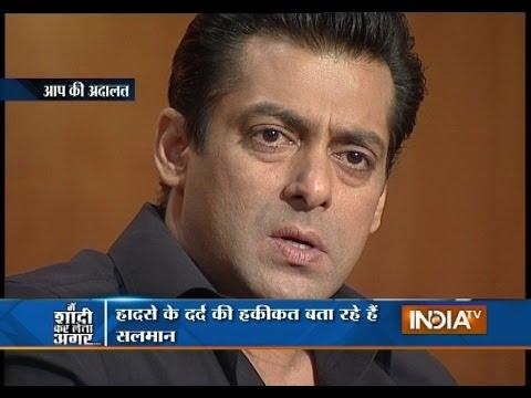 Xxx Mp4 Salman Khan Revealed Why He Didn39t Marry In Aap Ki Adalat 3gp Sex