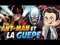 Download Video QUI SONT LES DIFFÉRENTS ANT-MAN ET LA GUEPE ?! 3GP MP4 FLV