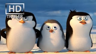 Penguins of Madagascar | FIRST LOOK 5-minute clip (2014) Benedict Cumberbatch John Malkovich