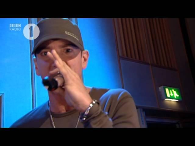 Eminem ft Royce Da 5'9 & Mr Porter freestyle - Westwood