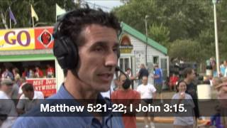 A Lutheran, An Evangelical And A Radio Guy Walk Into A State Fair…