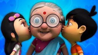 Nani Teri Morni Ko Mor Le Gaye | Hindi Balgeet | नानी तेरी मोरनी | Kids Channel India | Hindi Rhymes