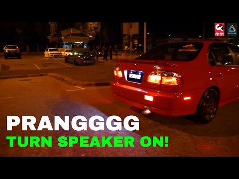 Honda Civic EK Killer Exhaust Sound
