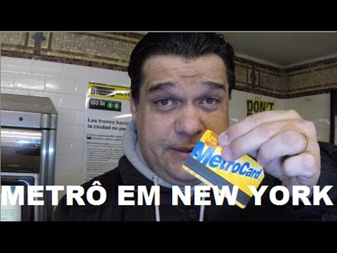 METRÔ EM NEW YORK