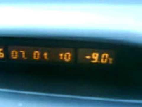 -9oC Diesel Cold Start