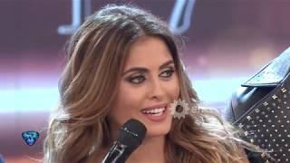 Silvina Luna tuvo un bajo rendimiento en la música disco según el jurado