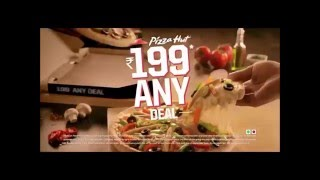 Pizza Hut's 199 Any Deal