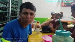 Rata de dos Patas, Paquita la del Barrio by Mr. Bone mientras disfrutamos de una pupuseda