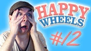 Happy Wheels - Part 12 | DUNK IT STEVE!!