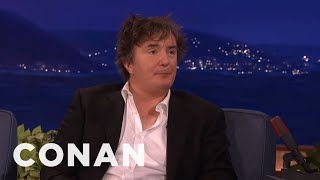 Dylan Moran Knows Why Trump Is Smiling  - CONAN on TBS