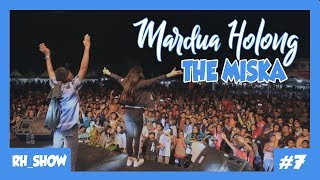 THE MISKA nyanyi MARDUA HOLONG pecahhhh di Balige...!!!
