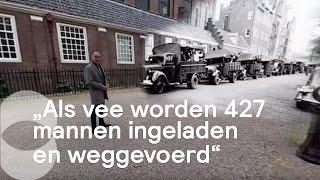 Amsterdamse razzia WOII in 360° | Achter de Dijken
