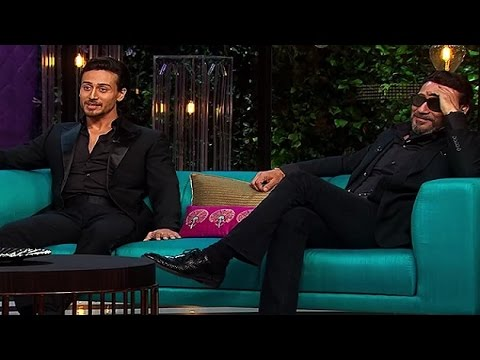 KWK: Tiger Shroff will not take sex advice from dad Jackie Shroff