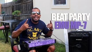 Beat  party EMU mp-7