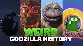 Weird Moments in Godzilla History