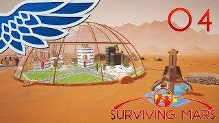 SURVIVING MARS | RARE METALS PART 4 - ELON MUSK SPACEX Let