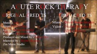 Tere Sang Yaara - Rustom | Atif Aslam | ACUTE ROCK THERAPY cover