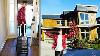 Kicking My Brother Out, Then Buying Him A New House!