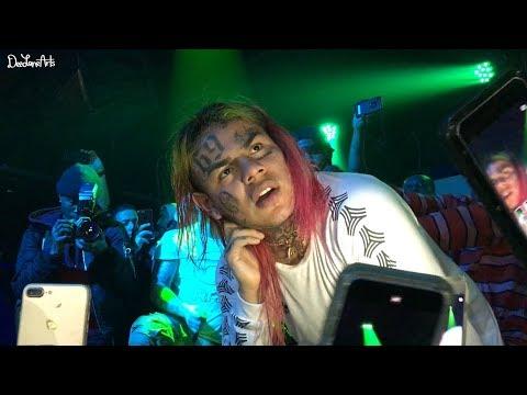 6IX9INE Full Set Live   Kooda, Keke, Rondo, Billy, Gummo   1st Ever Show In MA!