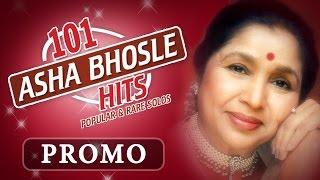 Singing Diva Asha Bhosle unveils 101 ASHA BHOSLE HITS