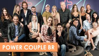 POWER COUPLE BRASIL - ESTREIA (EPISÓDIO 1)