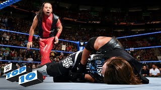 Top 10 SmackDown LIVE moments: WWE Top 10, May 1, 2018