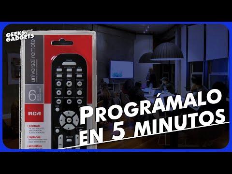 Xxx Mp4 Cómo Programar El Control Universal RCA RCR6473R LuisGyG 3gp Sex