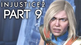 Injustice 2 - Let's Play (Story) - Part 9 - [Supergirl] -