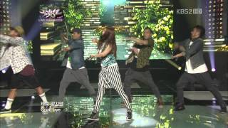 【1080P】BoA ft.LuHan (EXO-M)- Only One (24 Aug,2012)