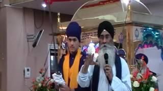 Sikh Shastars (Weapons) Showcase & Talk - Leyton Gurdwara 8Jan17