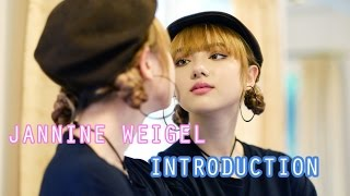 Welcome to my channel!! - Jannine Weigel