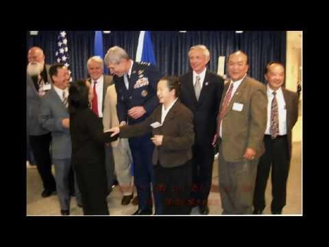 Hmong T-28 pilot-Yia Kha T28 Recognition Ceremony