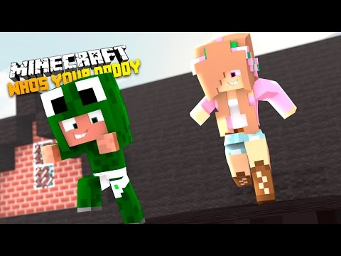 Minecraft WHO S YOUR DADDY BABY BLOWS UP THE HOUSE