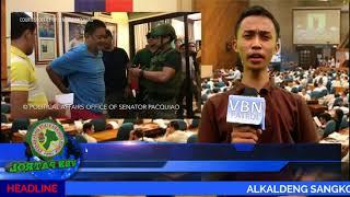 TV BROADCASTING: NVSU VBN NEWS PATROL
